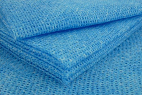 Super Heavy Weight Hygiene Blue Cleaning Cloth 50 x 30cm