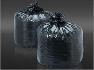 Black Flat Packed Compactor Sacks CT9997